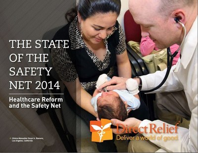 The State of the Safety Net 2014 report aims to provide a current overview of health centers and clinics on the front lines of treating those who are most in need, without insurance, and living in poverty. Read the report at http://www.directrelief.org