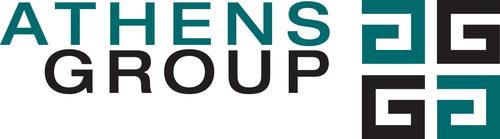 Athens Group logo. (PRNewsFoto/Athens Group) (PRNewsFoto/ATHENS GROUP)