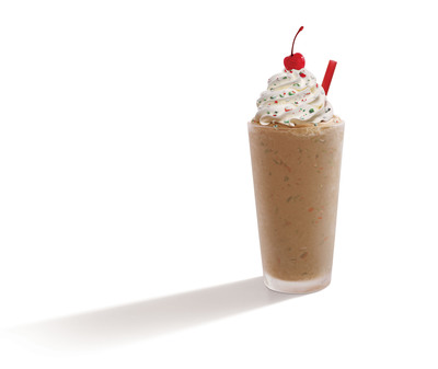 SONIC's limited-time Chocolate Mint Holiday Shake(R).  (PRNewsFoto/SONIC Drive-In)