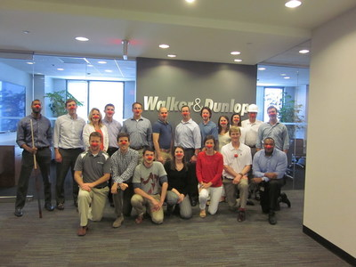 Walker & Dunlop employees support Red Nose Day, a fundraising campaign that aims to bring children out of poverty.