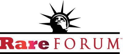 Rare Forum, an exclusive content and marketing partnership, brings conservative writers to a new and broader readership. Rare Forum pairs the best-selling authors published by Crown Forum with the online news and social media reach of Rare.us. (PRNewsFoto/Rare.us) (PRNewsFoto/RARE.US)