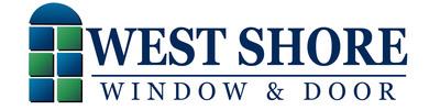 West Shore Window and Door Logo.  (PRNewsFoto/West Shore Window & Door)