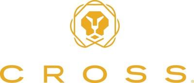 The modernized version of the CROSS brand logo.
