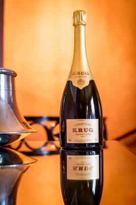 Krug Champagne will join revered wineries and chefs as the Honored Vintner at 2014 Naples Winter Wine Festival, taking place Jan. 24-26. (PRNewsFoto/Naples Winter Wine Festival) (PRNewsFoto/NAPLES WINTER WINE FESTIVAL)