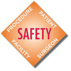 ISAPS Patient Safety Diamond.