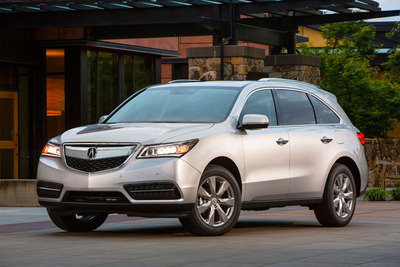 American Honda Reports January 2014 Sales as Acura Division Sets New Records.  (PRNewsFoto/American Honda Motor Co., Inc.)