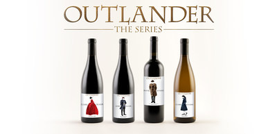 Limited Edition Outlander Wine Collection available exclusively at Lot18.com/Outlander while supplies last.