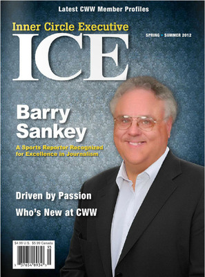 The Inner Circle Executive (ICE): proudly presents Barry Sankey