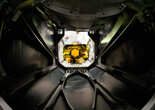 Ball Aerospace Completes Performance Testing for James Webb Space Telescope Aft Optics Subsystem