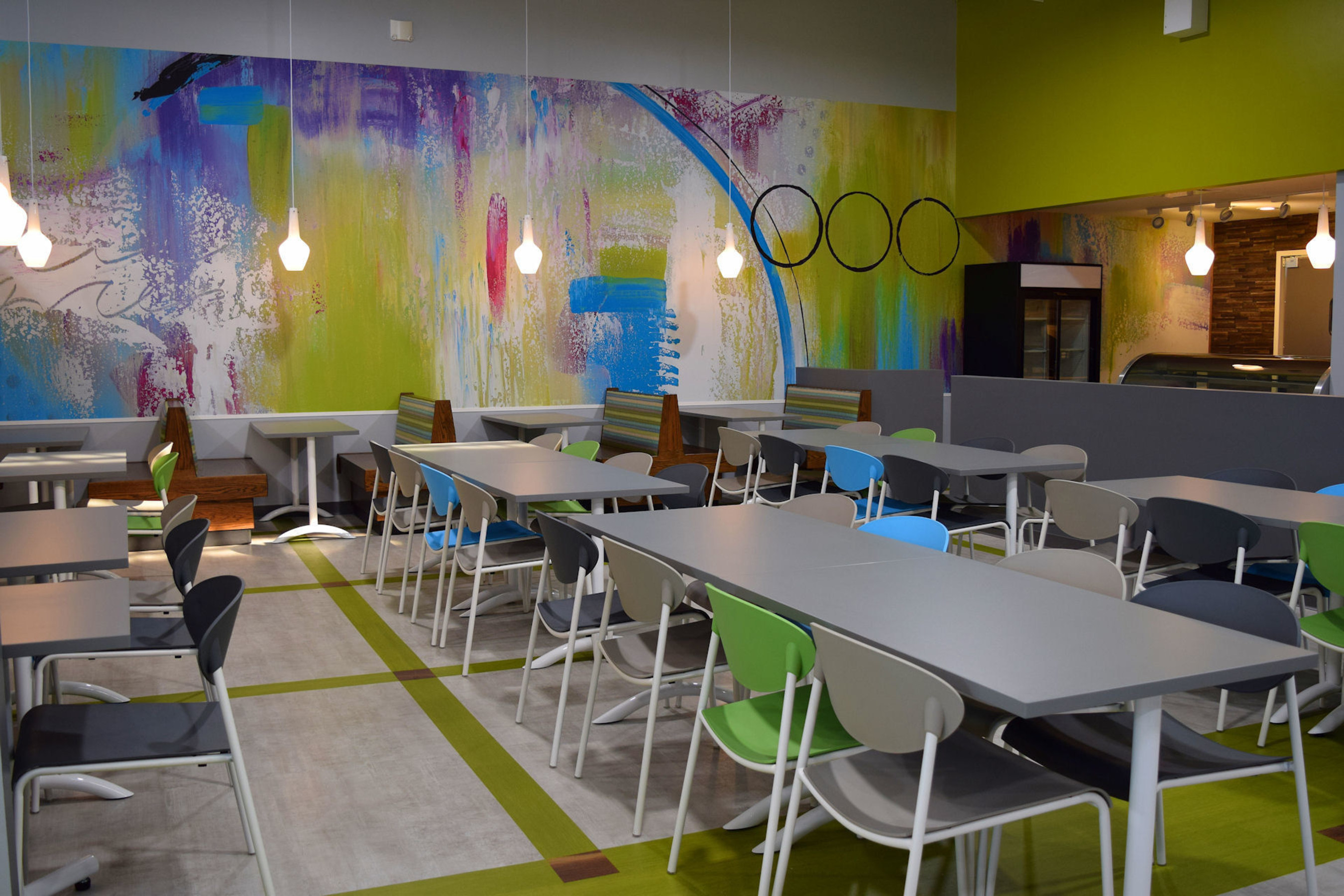 Halloween Themed Grand Opening Celebration at Play Day Café Indoor