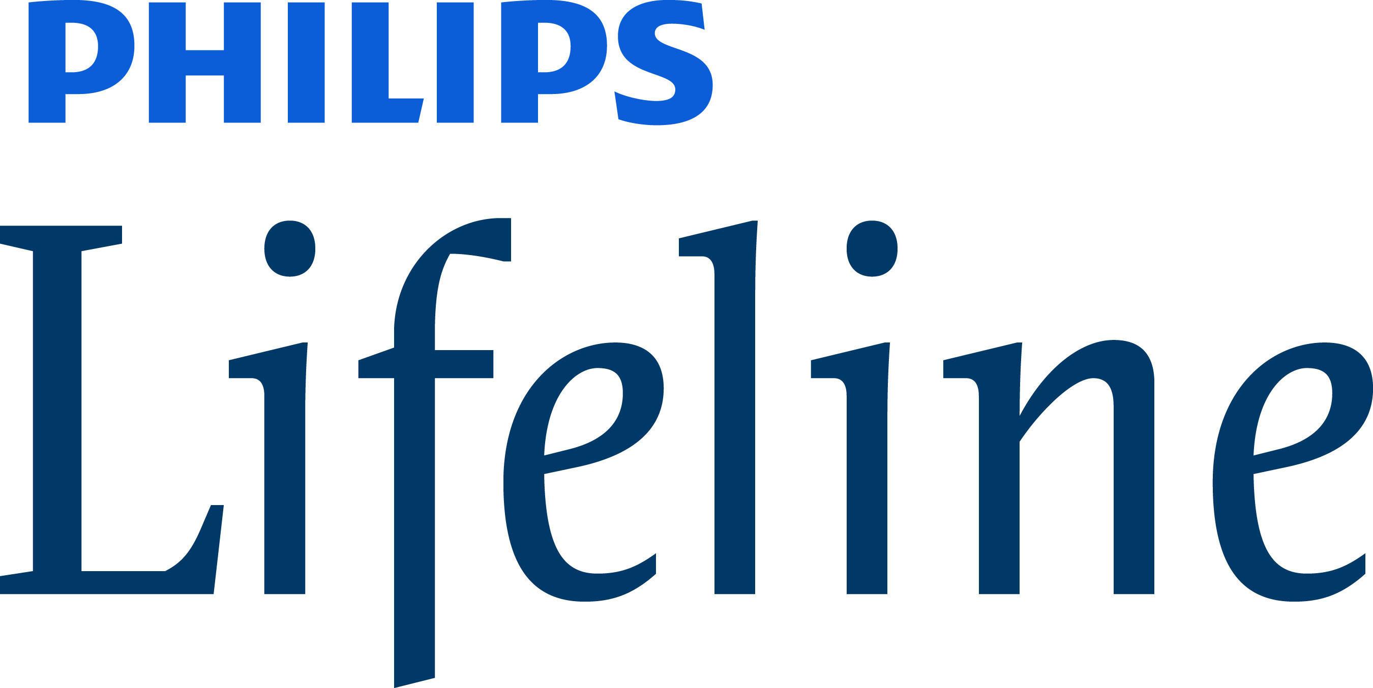 Philips Lifeline.