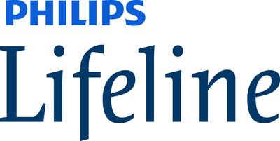 Philips Lifeline.  (PRNewsFoto/Royal Philips)