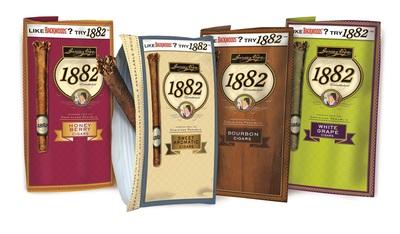 A New Cigar Over 130 Years in the Making, Garcia y Vega 1882 (PRNewsFoto/Garcia Y Vega)