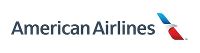 American Airlines logo.