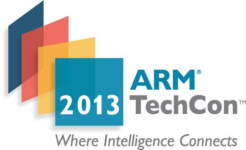 "UBM Tech and ARM Announce ARM(R) TechCon(TM) 2013, Showcasing Community Collaboration and Innovation: ""Where Intelligence Connects"".  (PRNewsFoto/UBM Tech)"