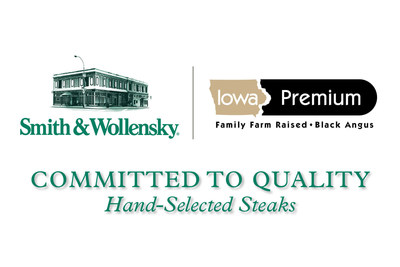 Smith & Wollensky Restaurant Group Partners with Iowa Premium.