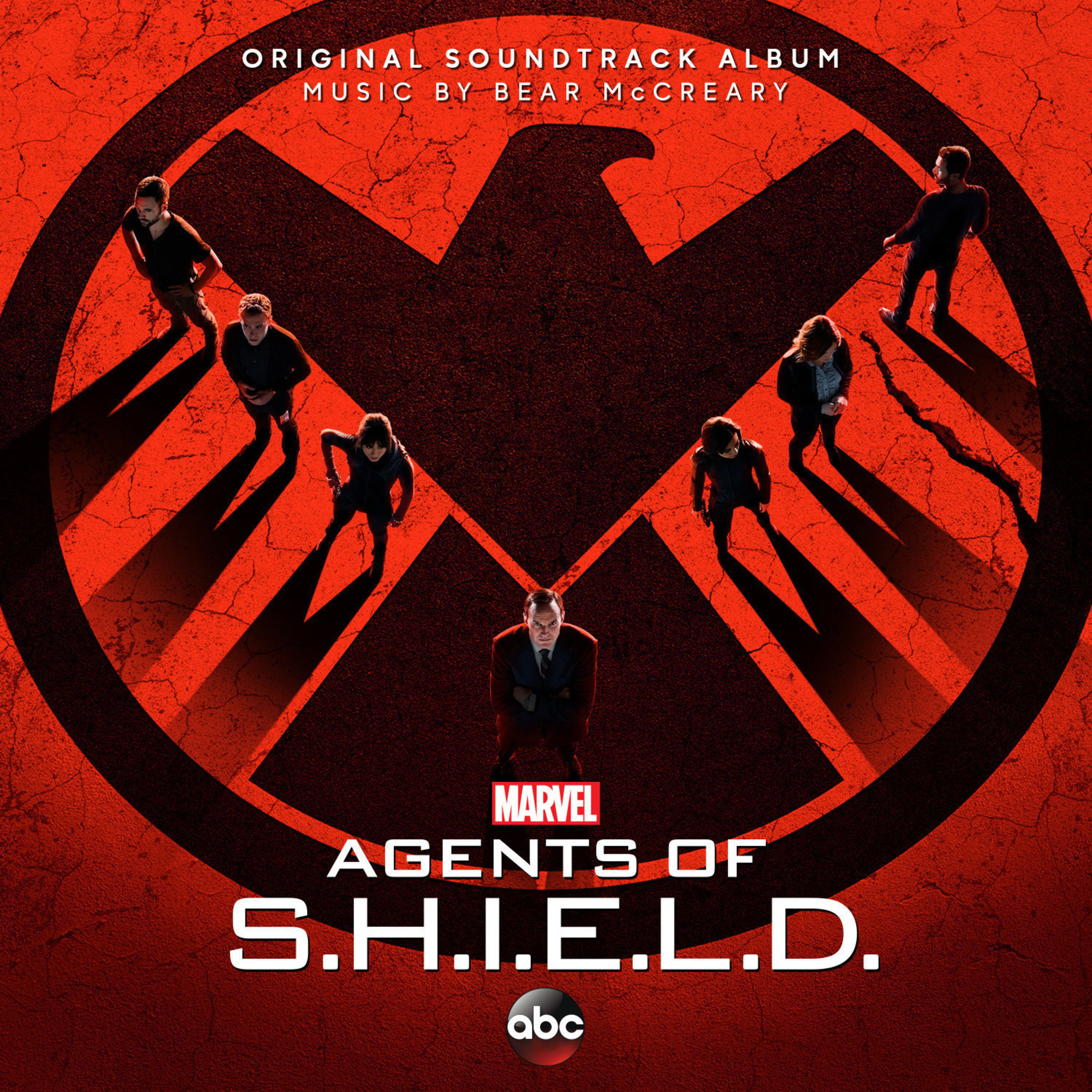 Marvel Music To Release Marvel's Agents Of S.H.I.E.L.D. Soundtrack