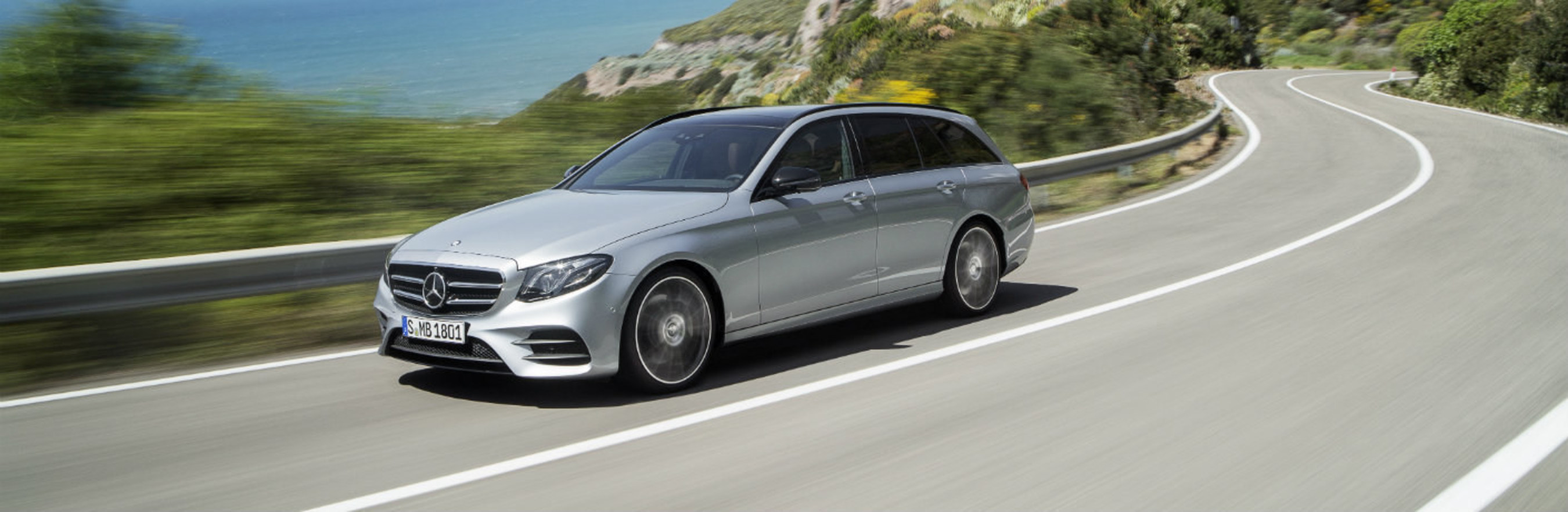 Redesigned Mercedes-Benz E-Class Wagon provides unmatched versatility