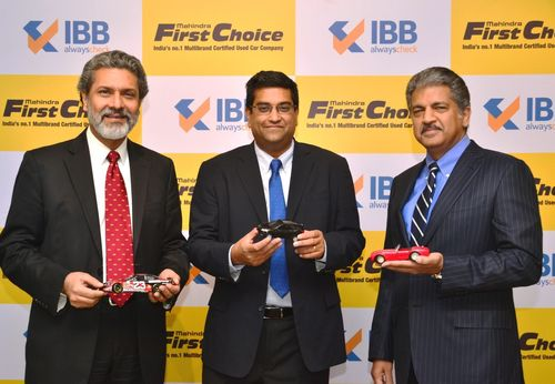 Left to Right: Rajeev Dubey, President (Group HR, Corporate Services & After-Market) & Member of the Group ...