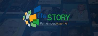 New social site LifeStory.com encourages users to share inspirational stories and their impact.  (PRNewsFoto/LifeStory.com)