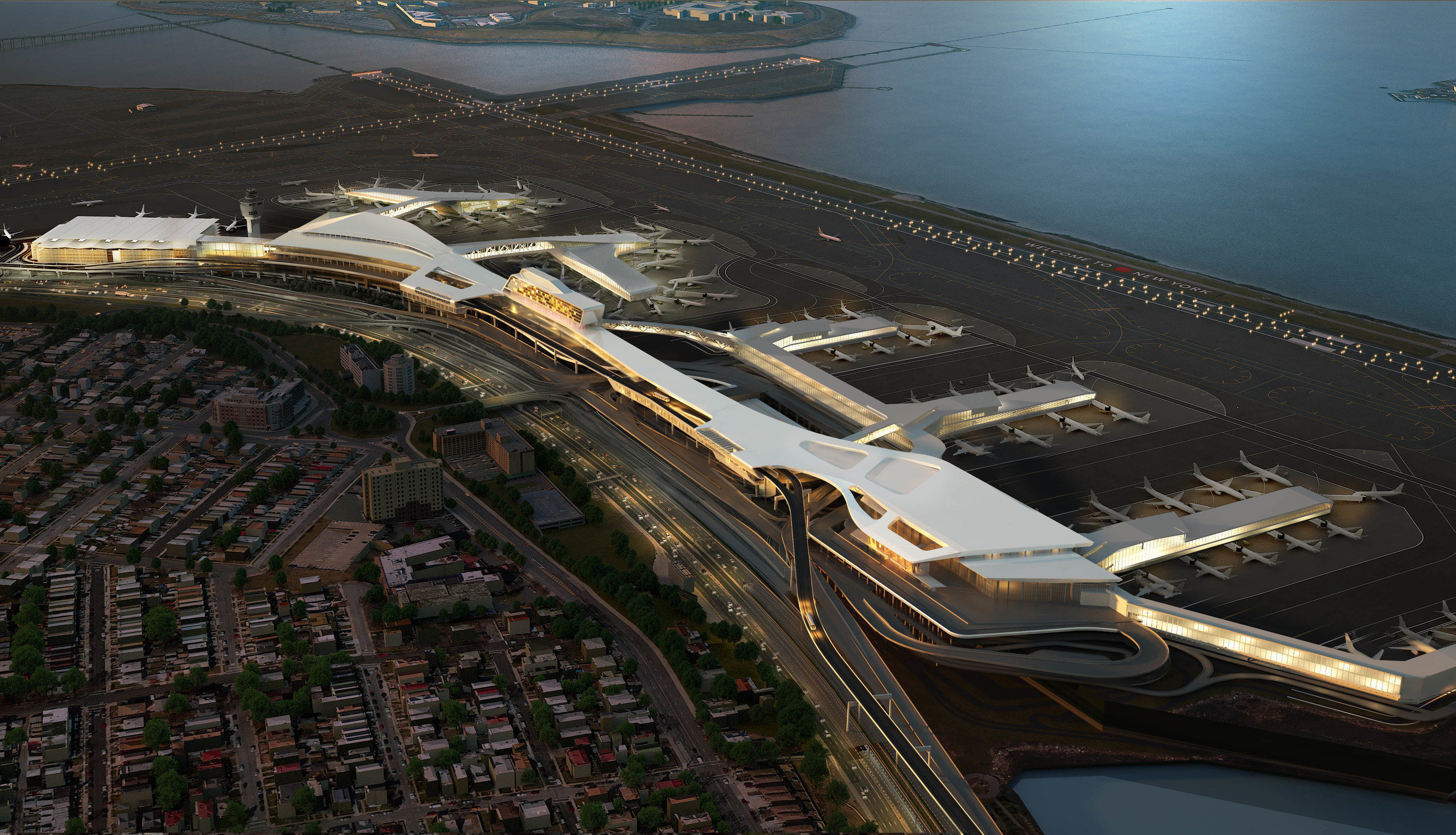 Delta to partner with Port Authority on LaGuardia terminal redevelopment