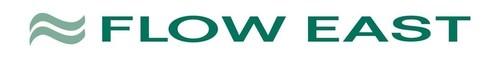 Flow East Logo (PRNewsFoto/Flow East)