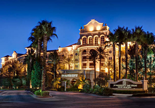 The JW Marriott Las Vegas Resort & Spa has just earned its 10th consecutive AAA 4-Diamond Award, an honor only 5.3 percent of more than 29,000 hotels qualify for. The resort received the 2014 designation by continuing to deliver the best in customer ...