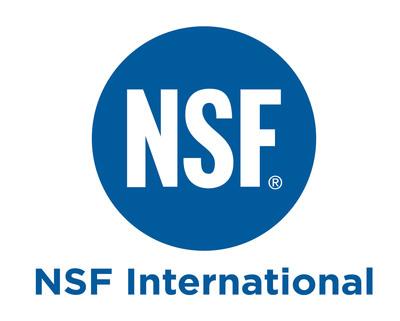 NSF Logo. (PRNewsFoto/NSF International) (PRNewsFoto/)