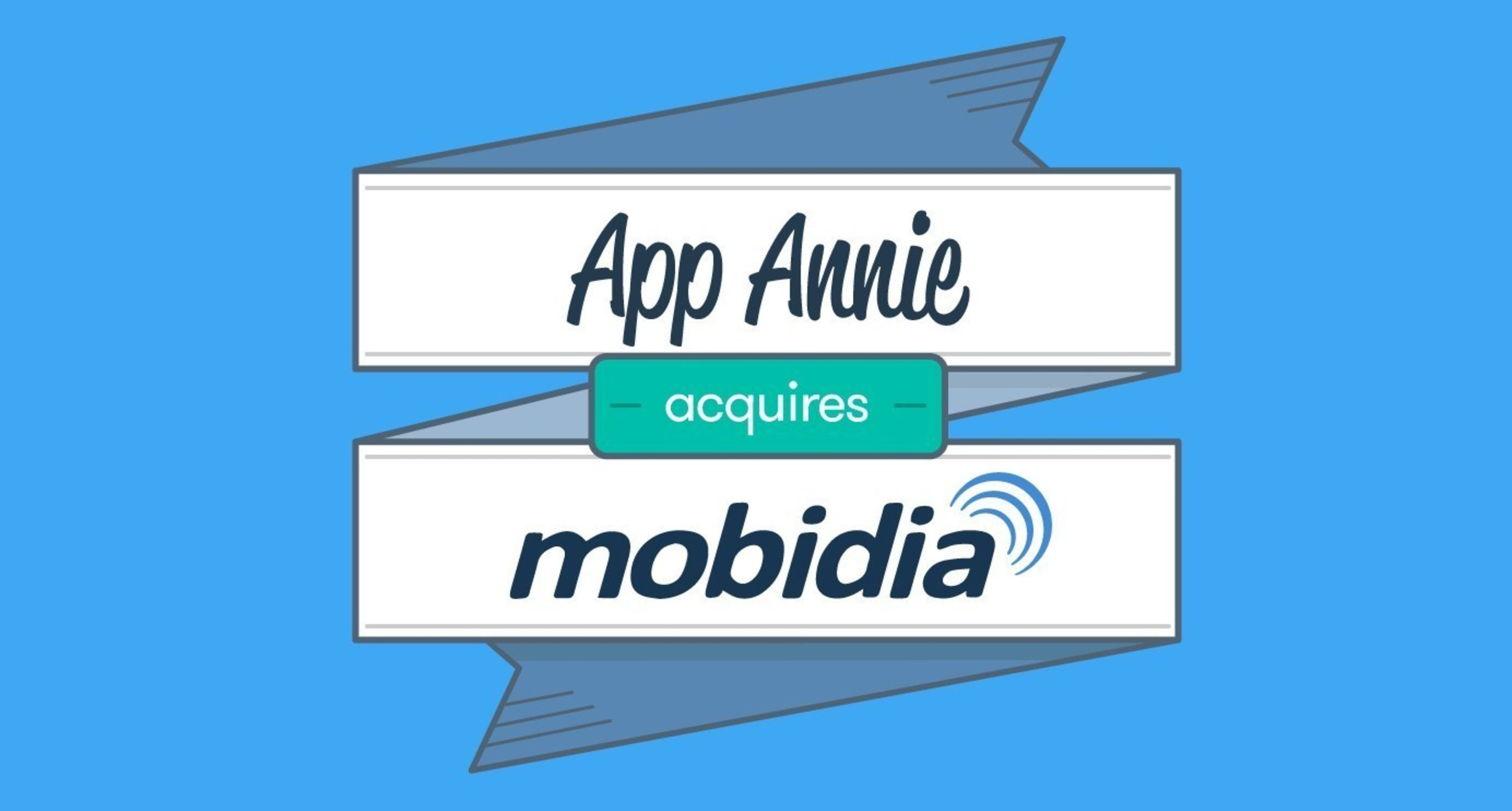 App Annie Acquires Mobidia, Cements Leadership Position in Global Mobile App Usage Market Data