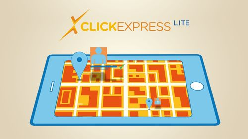 ClickExpress Lite app for mobile team management (PRNewsFoto/ClickSoftware Technologies Ltd)