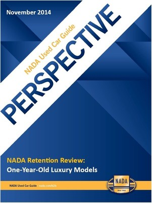 November's edition of Perspective is the first in a two-part series that details the one-year retention performance of all-new or heavily revised luxury models. Mainstream models will be covered in December's edition of Perspective.