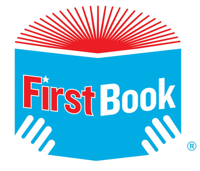 First Book logo.  (PRNewsFoto/First Book)