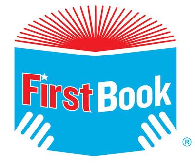 First Book logo. (PRNewsFoto/First Book)