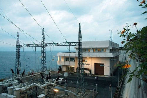 Hydroelectric power in Indonesia supported by Onlineprinters. Onlineprinters customers have been able to offset  ...