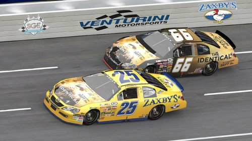 """The Identical Movie"" Teams Up Zaxby's  and Venturini Motorsports To Go Racing and promote the new ..."