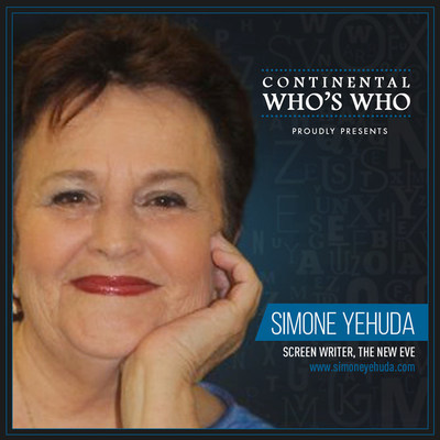 Simone Yehuda is recognized by Continental Who's Who