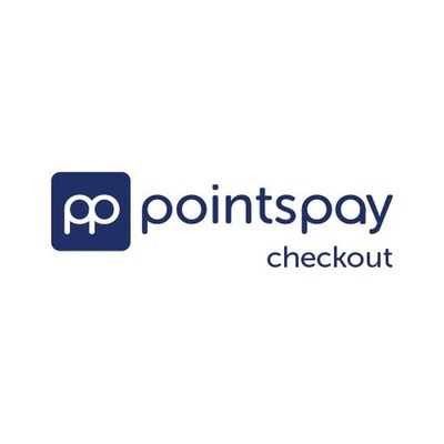 Standard PointsPay Checkout logo. (PRNewsFoto/Loylogic)
