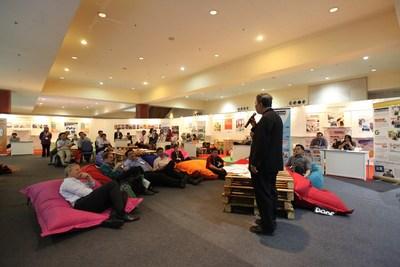Gain insights and knowledge exchange at Ecobuild SEA / ICW 2014 (Photo: Ecobuild SEA 2013) (PRNewsFoto/UBM Asia Ltd)