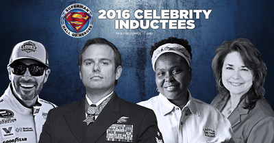 Warner Bros. Consumer Products and DC Entertainment Announce the 2016 Superman Hall of Heroes Inductees
