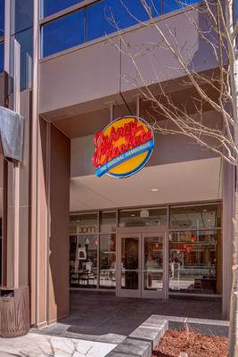 Johnny Rockets, City Creek Center, Utah.  (PRNewsFoto/Johnny Rockets)