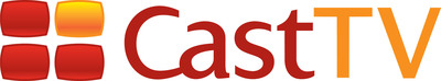 CastTV logo.  (PRNewsFoto/Tribune Media Services)