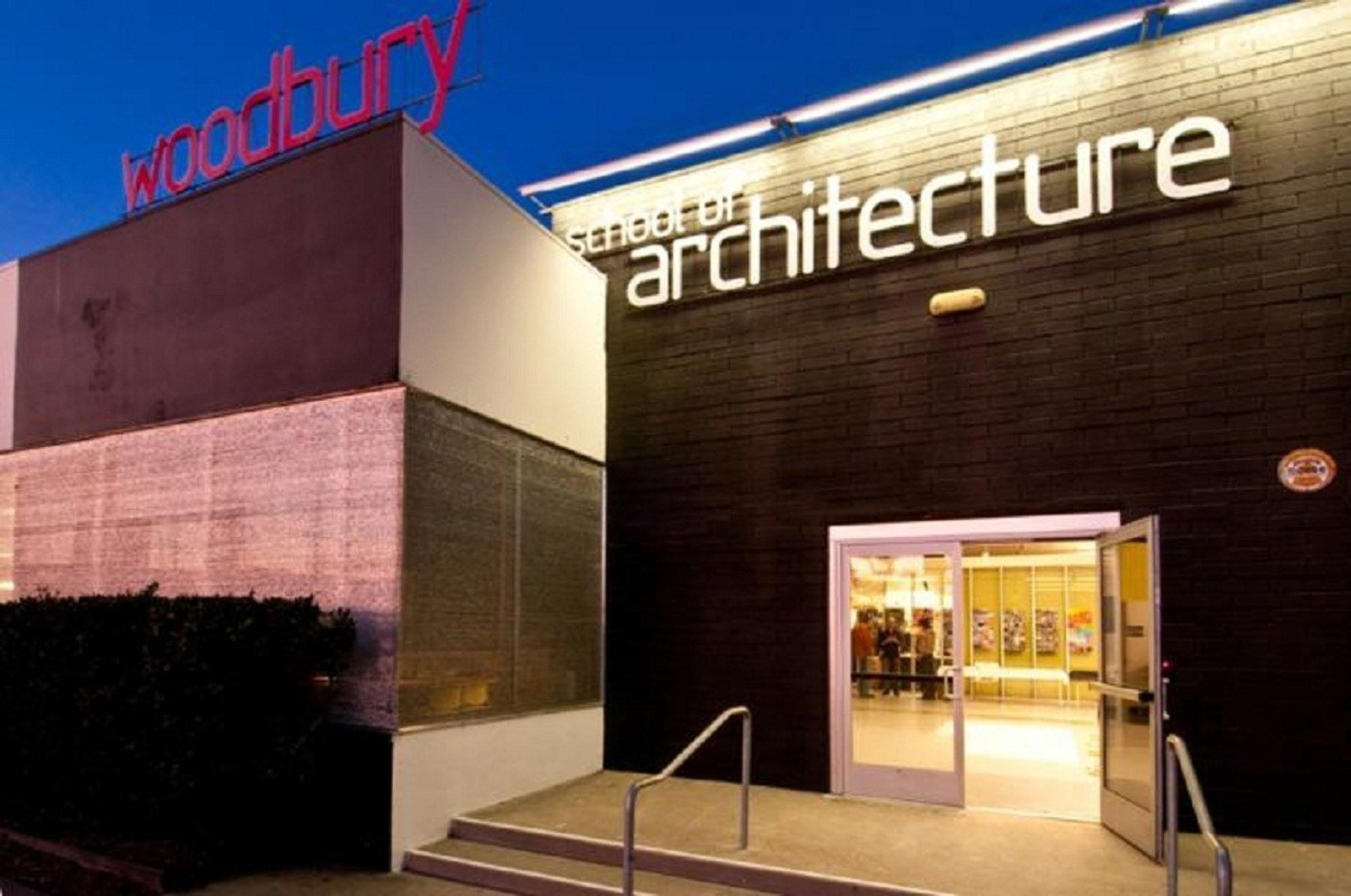 Woodbury University Unveils New Master Of Interior Architecture Program At San Diego Barrio Logan