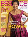 First Lady Michelle Obama Graces October 2011 Cover of ESSENCE Magazine