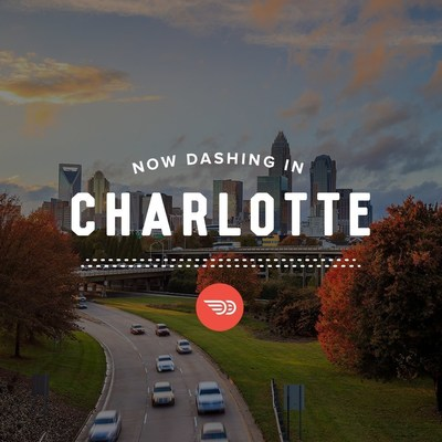 DoorDash Comes to Charlotte