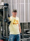 Clark Lewey, co-founder of Toppling Goliath Brewing, at the brewery in Decorah, Iowa.