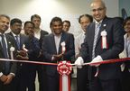 Ajit Prabhu, Chairman & CEO, QuEST Global Inaugurating the New Engineering Centre in Tokyo, Japan.