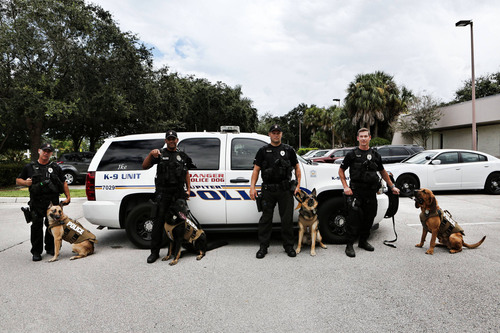 PetArmor® Provides Ultimate Protection To Police Dogs Across The Nation With Bullet And Stab