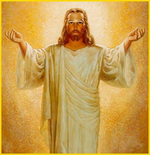 Jesus Christ.  (PRNewsFoto/David J. Castle)