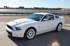 2013 1 of 1 Ford Shelby GT500 to be auctioned Jan. 18 by Barrett-Jackson in Scottsdale, Ariz.  (PRNewsFoto/Henry Ford Hospital)