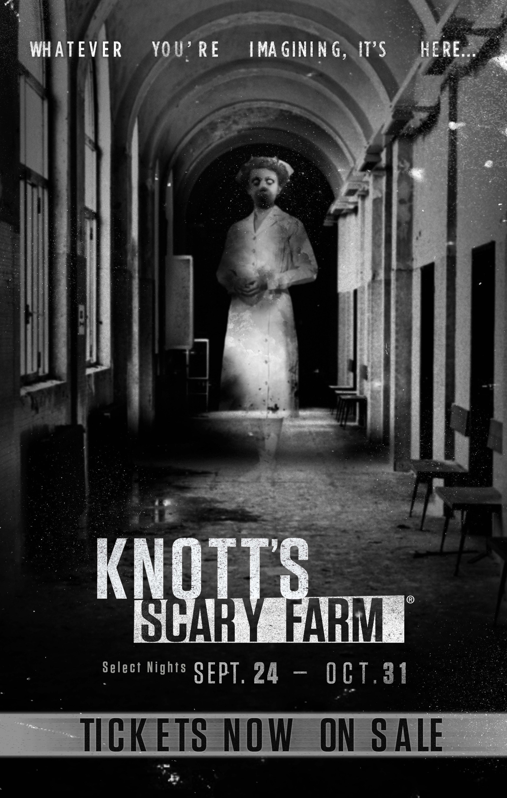 New Evil Rises At Knott's Scary Farm This Halloween Season